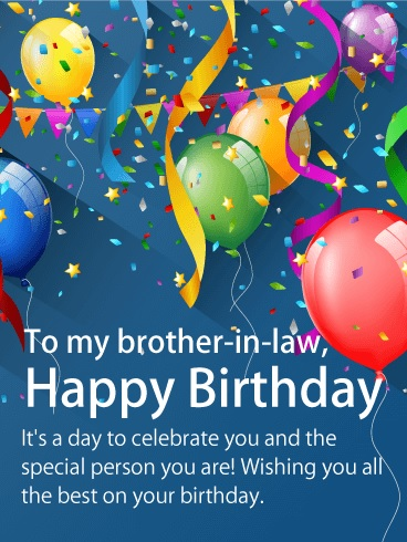 happy birthday beautiful brother in law