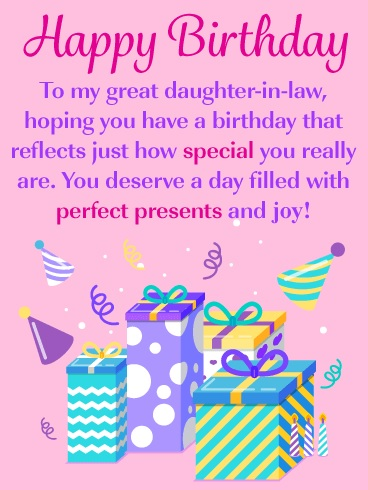 happy birthday brilliant daughter in law