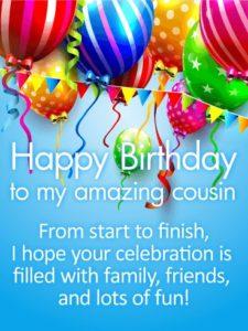 happy birthday hard worker cousin