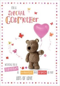 happy birthday to you fantastic godmother
