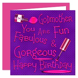 happy birthday to you fun godmother