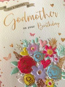 happy birthday to you precious godmother