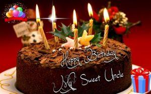 Happy birthday sweet uncle
