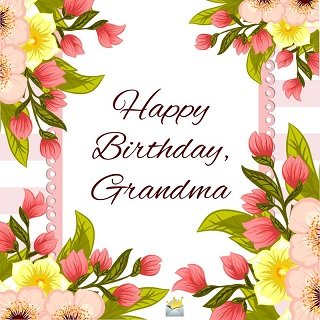 Happy birthday to you pamper grandmother