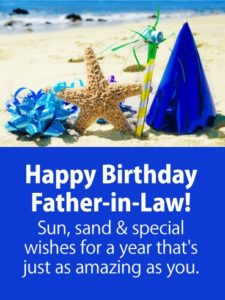 happy birthday amazing father in law