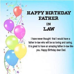 happy birthday awesome father in law