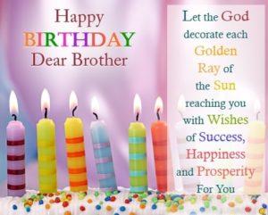 happy birthday beautiful brother