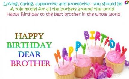 happy birthday beloved brother