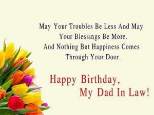 happy birthday genius father in law