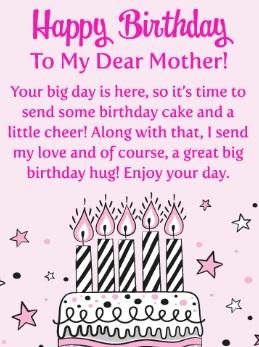 happy birthday great mom