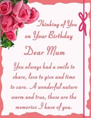 happy birthday kindly mom