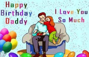 Happy birthday generous dad
