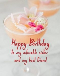 happy birthday brilliant sister