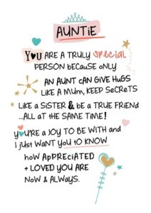 happy birthday brilliant aunt
