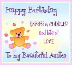 happy birthday fantastic aunt