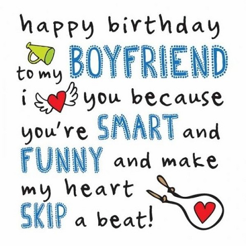 happy birthday funny boyfriend