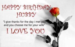 happy birthday generous husband