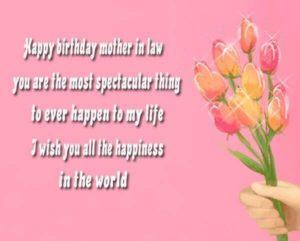happy birthday pretty mother in law