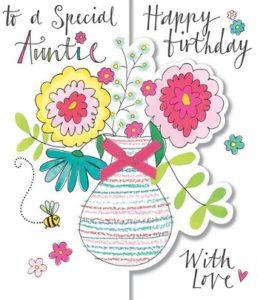 happy birthday sweet aunt
