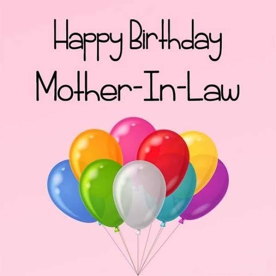 happy birthday wonderful mother in law