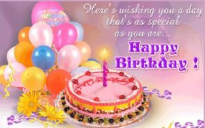 Happy birthday successful wife
