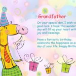 happy birthday awesome grandfather