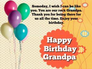 happy birthday lovely grandfather