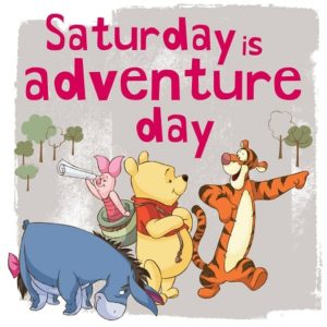have a terrific saturday