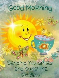 sending you smiles