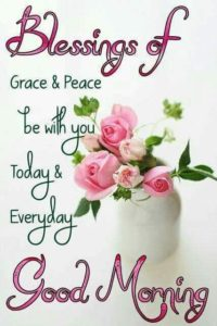 wish you a blessing day