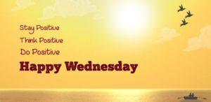 wish you a nice wednesday