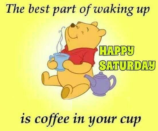 wish you have a fantastic saturday