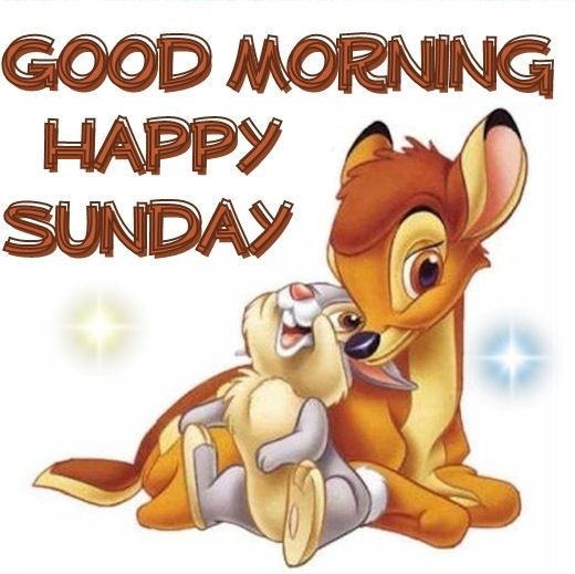 have a fantastic sunday