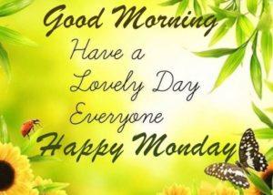wish you a wonderful monday