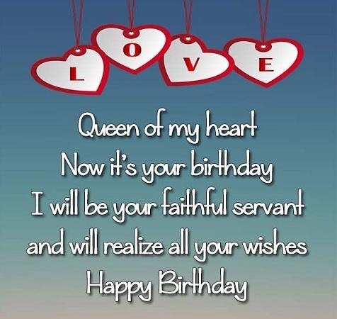 happy birthday beloved girlfriend